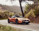 2019 BMW i8 Roadster Front Three-Quarter Wallpapers 150x120 (29)