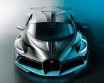 2019 Bugatti Divo Design Sketch Wallpapers 150x120 (48)