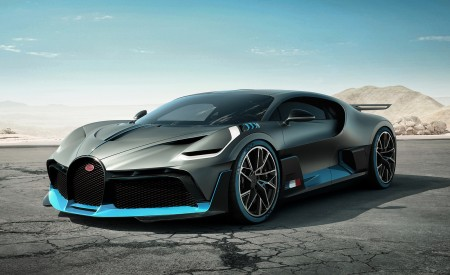 2019 Bugatti Divo Wallpapers
