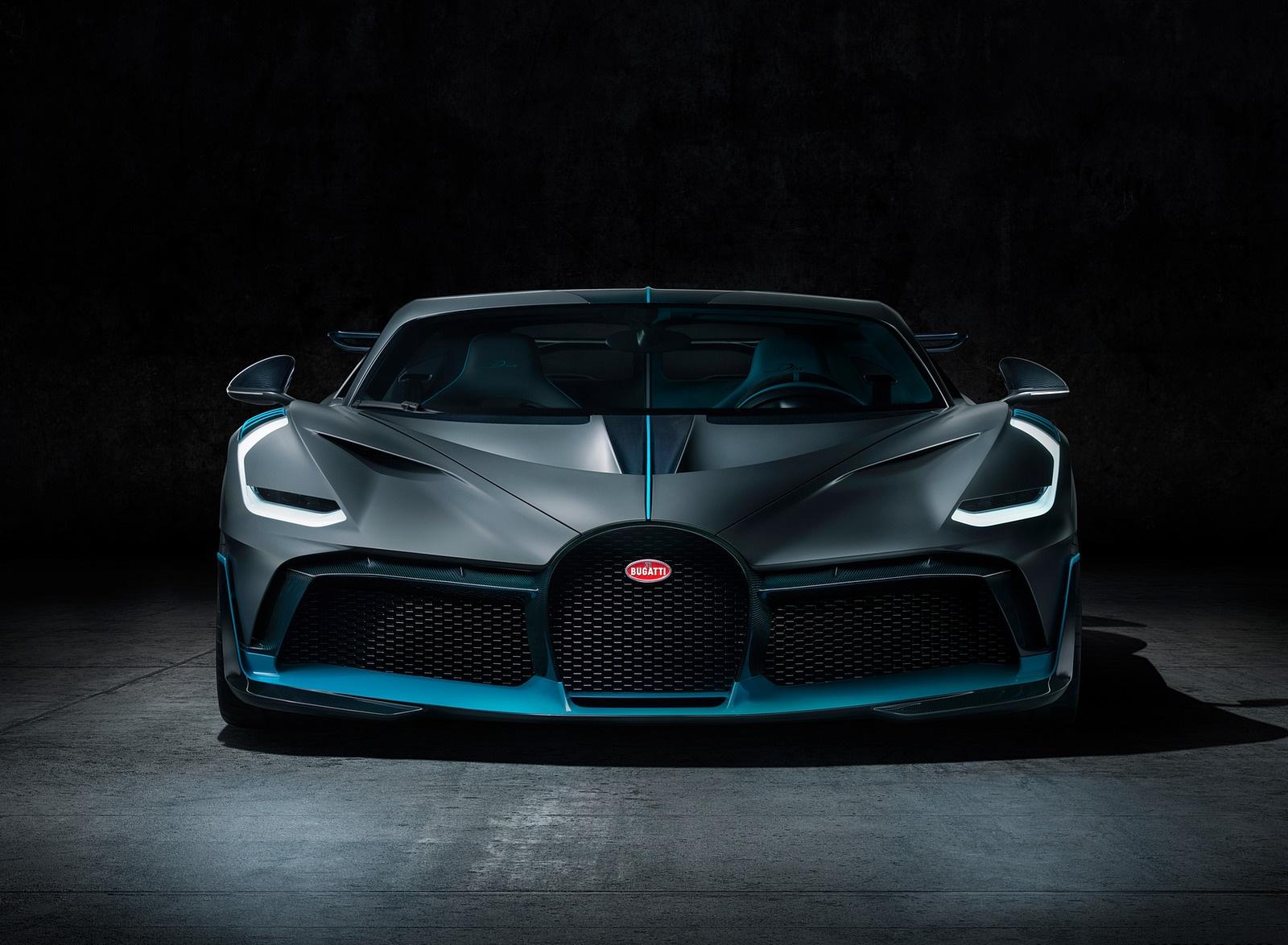 2019 Bugatti Divo Front Wallpaper (14)