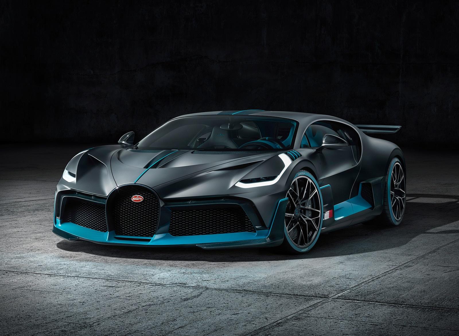 2019 Bugatti Divo Front Wallpaper (15)