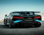 2019 Bugatti Divo Rear Three-Quarter Wallpaper 150x120 (9)