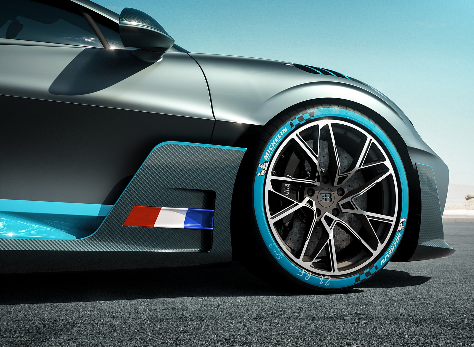 2019 Bugatti Divo Wheel Wallpaper (11)