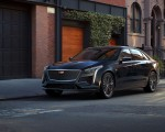 2019 Cadillac CT6 V-Sport Wallpapers HD