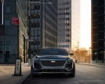 2019 Cadillac CT6 V-Sport Front Wallpapers 150x120 (2)