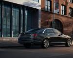 2019 Cadillac CT6 V-Sport Rear Three-Quarter Wallpapers 150x120 (3)