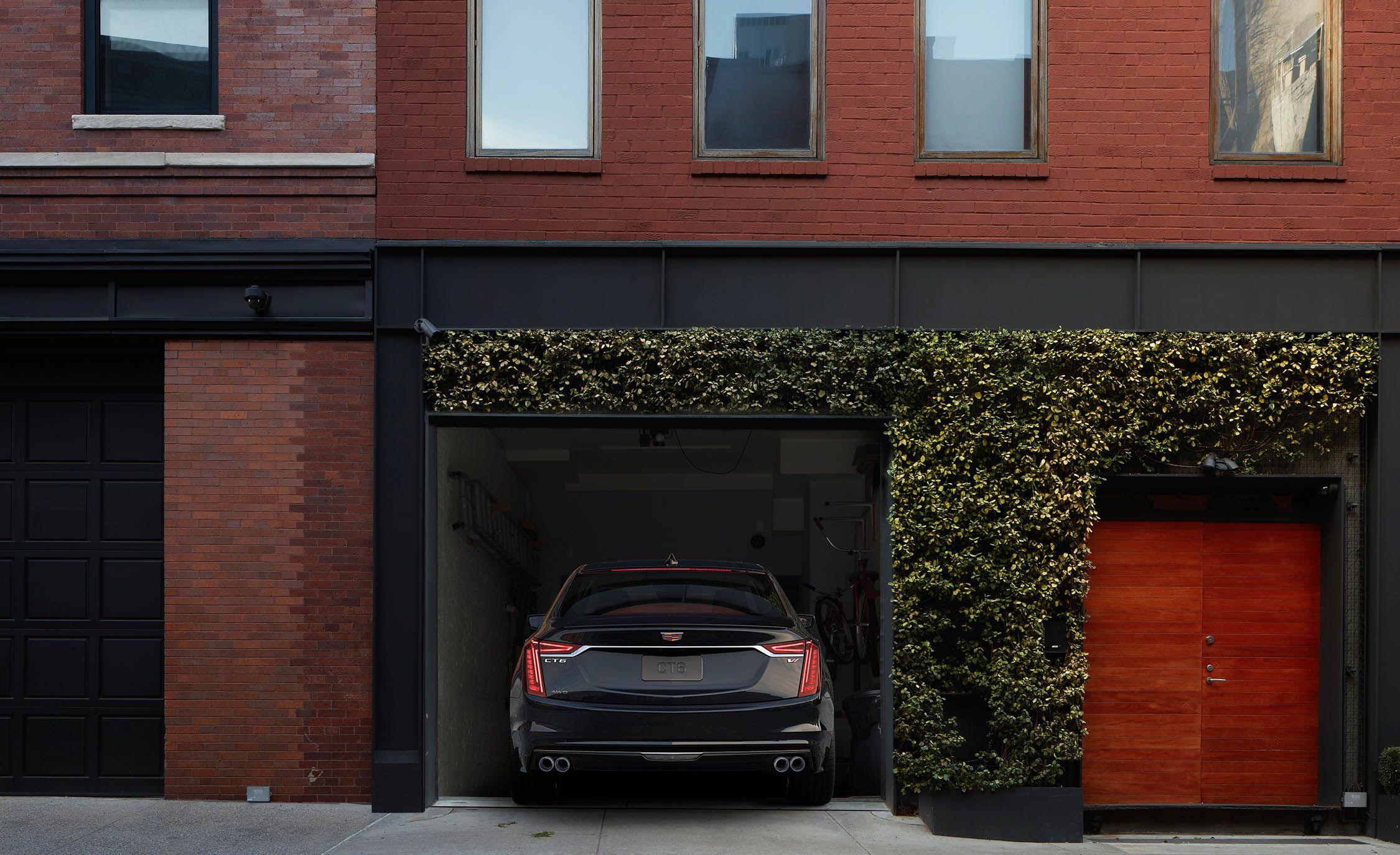 2019 Cadillac CT6 V-Sport Rear Wallpapers (5)