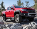 2019 Chevrolet Colorado ZR2 Bison Front Three-Quarter Wallpapers 150x120 (4)