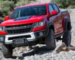 2019 Chevrolet Colorado ZR2 Bison Front Wallpapers 150x120 (1)