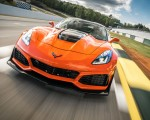 2019 Chevrolet Corvette ZR1 Front Wallpapers 150x120 (18)