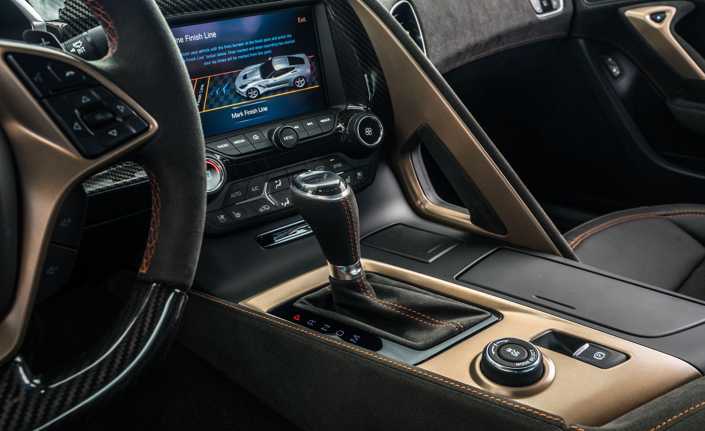 2019 Chevrolet Corvette Zr1 Interior Detail Wallpapers 25 Newcarcars