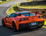 2019 Chevrolet Corvette ZR1 Rear Three-Quarter Wallpapers 150x120 (21)