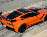 2019 Chevrolet Corvette ZR1 Rear Three-Quarter Wallpapers 150x120 (24)