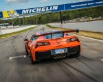 2019 Chevrolet Corvette ZR1 Rear Wallpapers 150x120 (20)