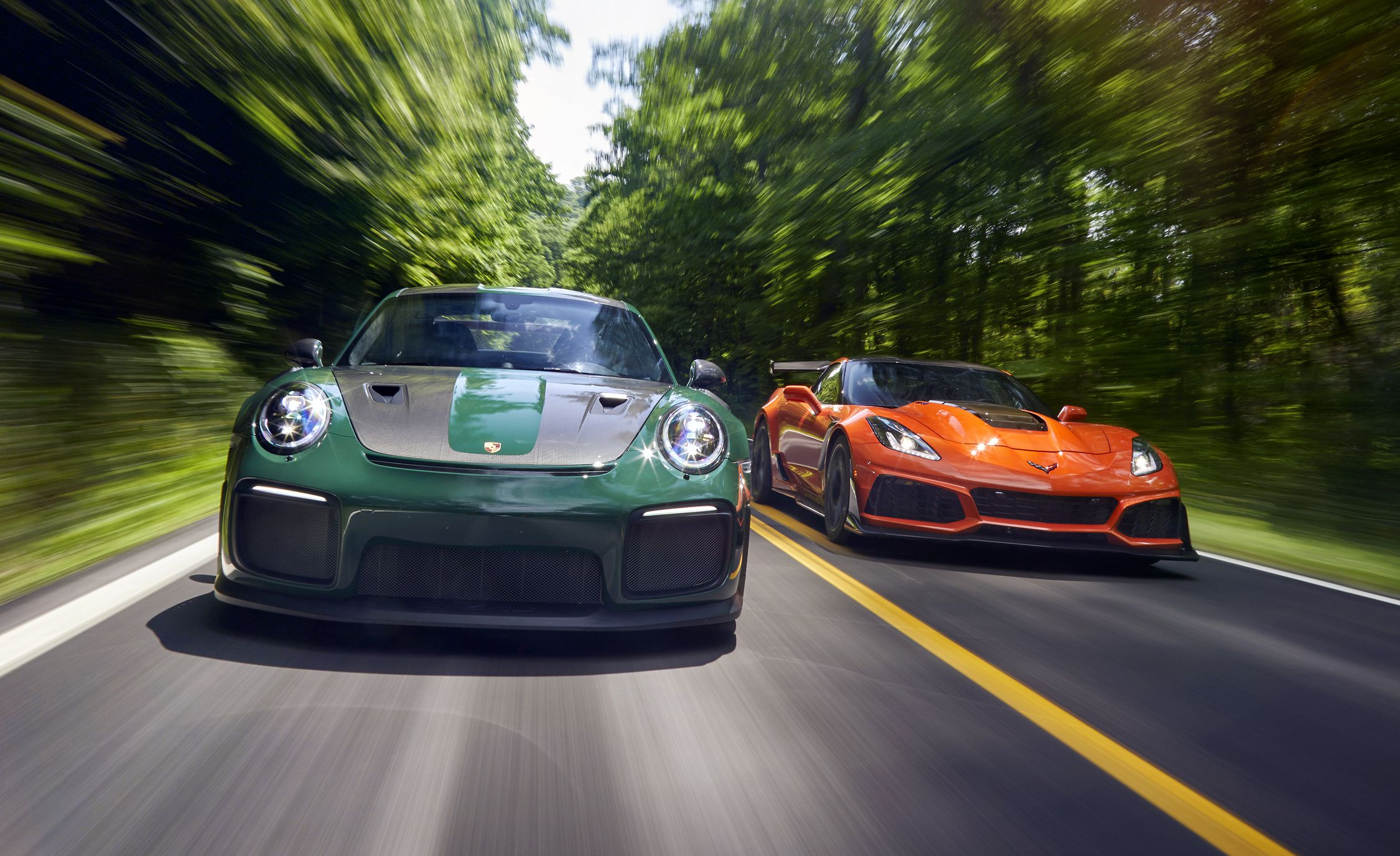 2018 Porsche 911 Gt2 Rs Wallpapers 28 Hd Images Newcarcars