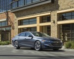 2019 Chevrolet Malibu Front Three-Quarter Wallpapers 150x120 (39)