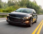 2019 Chevrolet Malibu RS Front Three-Quarter Wallpapers 150x120 (2)