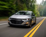 2019 Chevrolet Malibu RS Front Three-Quarter Wallpapers 150x120 (24)
