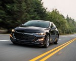 2019 Chevrolet Malibu RS Front Three-Quarter Wallpapers 150x120 (3)
