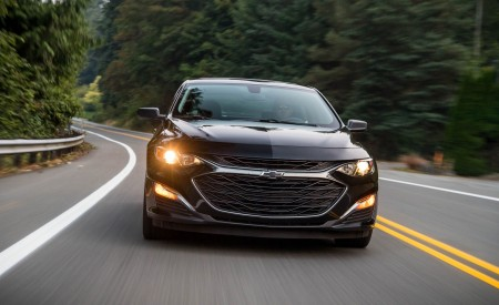 2019 Chevrolet Malibu Wallpapers & HD Images