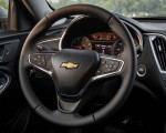 2019 Chevrolet Malibu RS Interior Steering Wheel Wallpapers 150x120 (18)