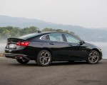 2019 Chevrolet Malibu RS Rear Three-Quarter Wallpapers 150x120 (8)