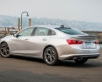 2019 Chevrolet Malibu RS Rear Three-Quarter Wallpapers 150x120 (30)