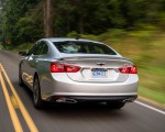 2019 Chevrolet Malibu RS Rear Three-Quarter Wallpapers 150x120 (26)