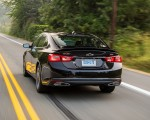 2019 Chevrolet Malibu RS Rear Three-Quarter Wallpapers 150x120 (4)