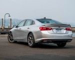 2019 Chevrolet Malibu RS Rear Wallpapers 150x120 (31)