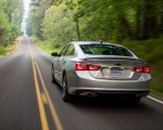 2019 Chevrolet Malibu RS Rear Wallpapers 150x120 (27)