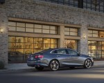 2019 Chevrolet Malibu Rear Three-Quarter Wallpapers 150x120 (40)