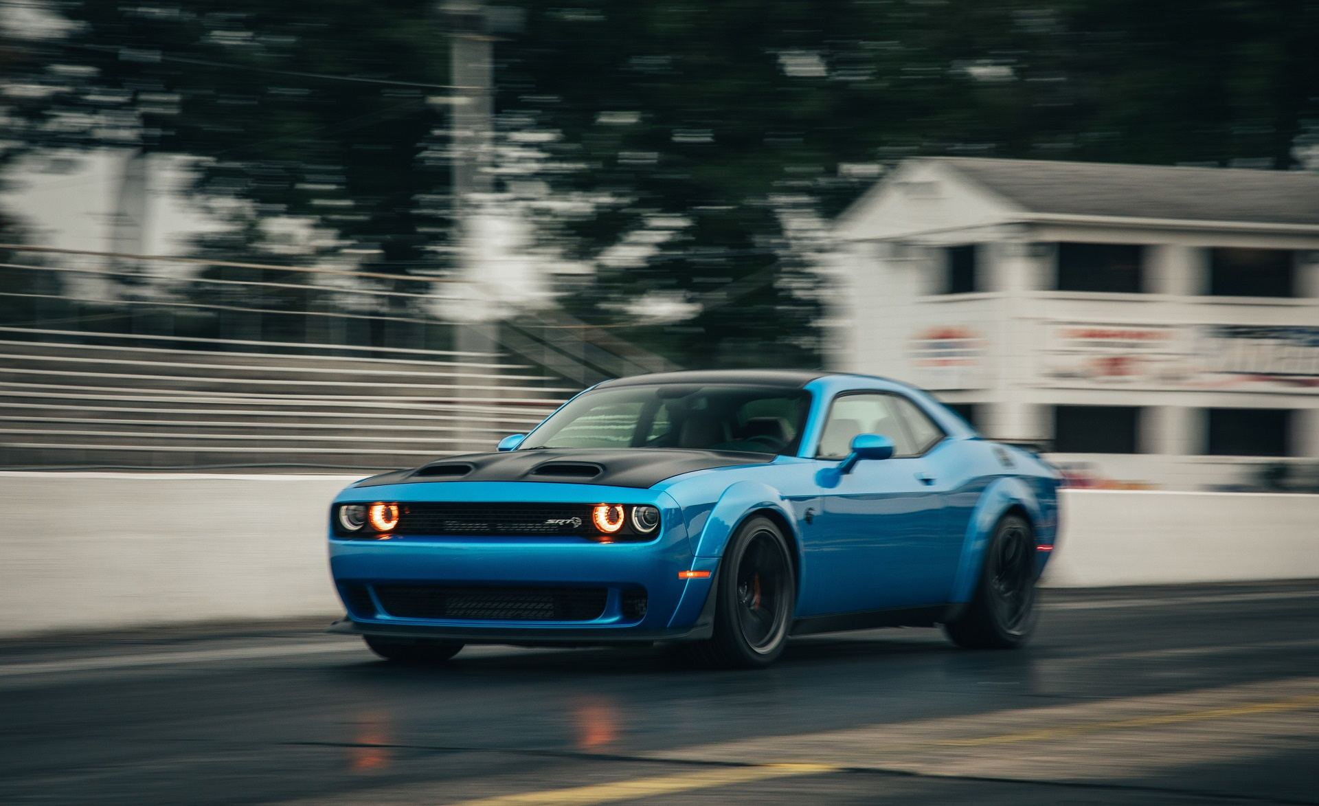 2019 Dodge Challenger Srt Hellcat Redeye Wallpapers 54 Hd Images Newcarcars