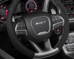 2019 Dodge Challenger SRT Hellcat Redeye Interior Steering Wheel Wallpaper 150x120 (39)