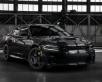 2019 Dodge Charger SRT Hellcat Front Three-Quarter Wallpaper 150x120 (12)