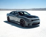 2019 Dodge Charger SRT Hellcat Front Three-Quarter Wallpaper 150x120 (8)