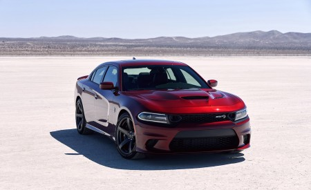 2019 Dodge Charger SRT Hellcat Wallpapers HD