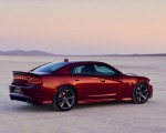 2019 Dodge Charger SRT Hellcat Rear Three-Quarter Wallpaper 150x120 (3)