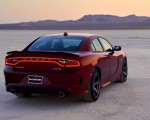 2019 Dodge Charger SRT Hellcat Rear Three-Quarter Wallpaper 150x120 (4)