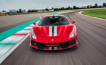 2019 Ferrari 488 Pista Wallpapers HD