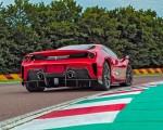 2019 Ferrari 488 Pista Rear Three-Quarter Wallpaper 150x120 (17)