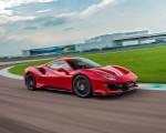 2019 Ferrari 488 Pista Side Wallpapers 150x120 (5)