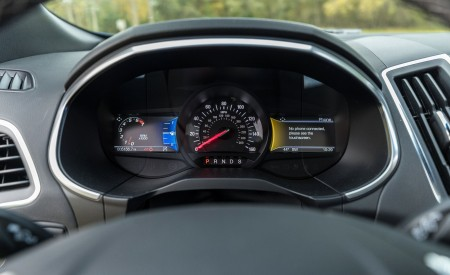 2019 Ford Edge ST Digital Instrument Cluster Wallpaper 450x275 (37)
