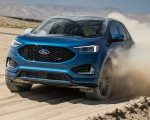 2019 Ford Edge ST Front Three-Quarter Wallpapers 150x120 (12)
