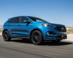 2019 Ford Edge ST Front Three-Quarter Wallpapers 150x120 (1)