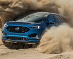 2019 Ford Edge ST Front Three-Quarter Wallpapers 150x120 (13)