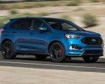 2019 Ford Edge ST Front Three-Quarter Wallpapers 150x120 (14)