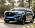 2019 Ford Edge ST Front Three-Quarter Wallpapers 150x120 (41)