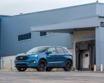 2019 Ford Edge ST Front Three-Quarter Wallpapers 150x120 (4)