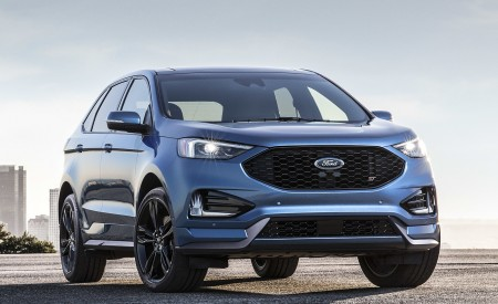 2019 Ford Edge ST Front Wallpaper 450x275 (43)